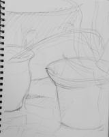 Greenhouse Sketchbook #2